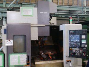 縦型マシニングセンター SV-503/50:森精機