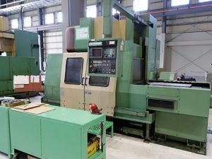 縦型マシニングセンター MV45/B40:森精機