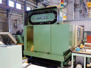 縦型マシニングセンター MV65/50:森精機