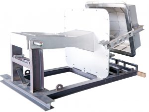 水銀ターゲット容器保管容器