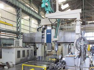 門型マシニングセンター MPE-2140(BO):東芝