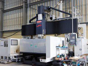 門型マシニングセンター MPF-3116ES:東芝