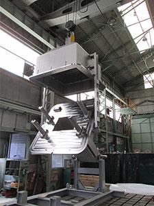 水銀ターゲット容器保管容器1