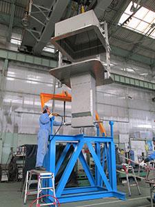 水銀ターゲット容器保管容器4